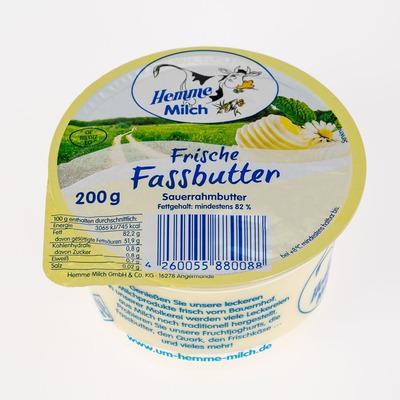 Fassbutter