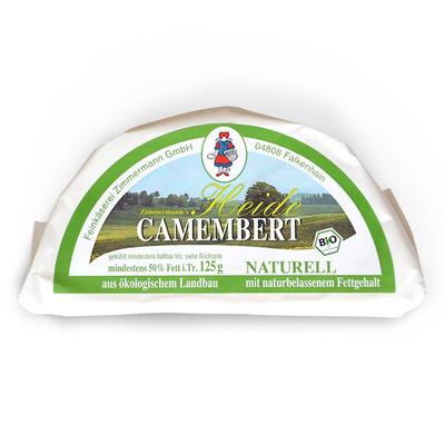 Heide camembert 125g klein
