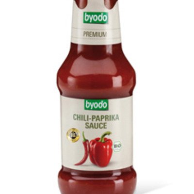Chili paprika sauce
