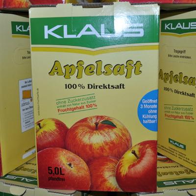 Apfelsaft 5l