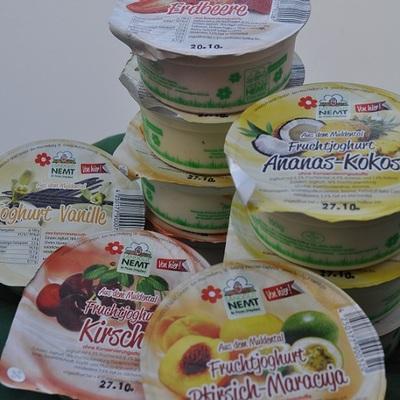 Vorteilspaket joghurt gemischt